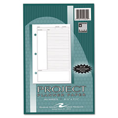 ROA20820 - Roaring Spring® Project Planner Paper