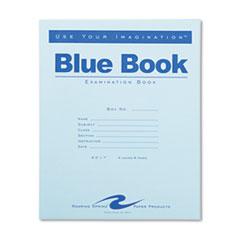 ROA77510 - Roaring Spring® Examination Blue Book