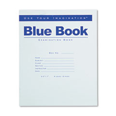 ROA77512 - Roaring Spring® Examination Blue Book