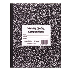ROA77910 - Roaring Spring® Marble Cover Composition Book