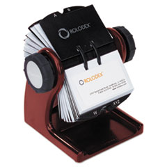 ROL1734242 - Rolodex™ Wood Tones™ Open Rotary File