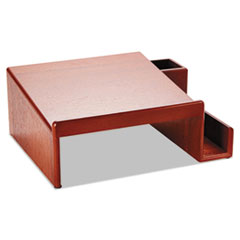 ROL1734646 - Rolodex™ Wood Tones™ Phone Center Desk Stand