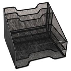 ROL1742322 - Rolodex™ Mesh Tray Sorter Combo