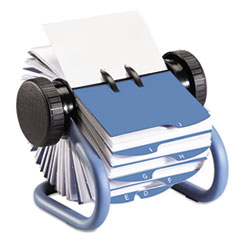 ROL63299 - Rolodex™ Open Rotary Business Card File