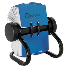 ROL67236 - Rolodex™ Open Rotary Business Card File