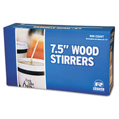 RPPR825CT - Royal Paper Wood Stir Sticks