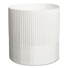 RPPSCH7 - Stirling Fluted Chefs Hats