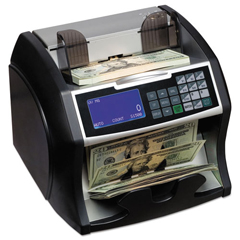 RSIRBC4500 - Royal Sovereign Electric Bill Counter with Value Counting and Counterfeit Detection