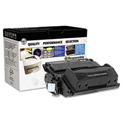 RSP39UABIO - Responsible BioBlack Remanufactured Toner, 20,000 Page-Yield, Black
