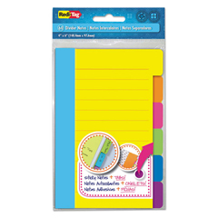 RTG10245 - Redi-Tag® Divider Sticky Notes