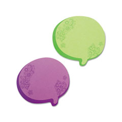 RTG22102 - Redi-Tag® Thought Bubble Notes