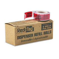 RTG91002 - Redi-Tag® Dispenser Arrow Flags