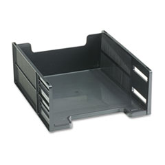 RUB17671 - Rubbermaid® Stackable® Front Load Desk Trays