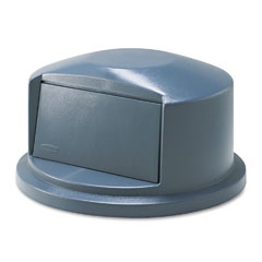 RCP2637-88GRA - Round Brute® Dome Top