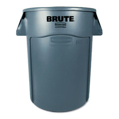 RCP2643-60GRA - Vented Round Brute® Container