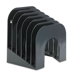 RUB96601ROS - Rubbermaid® Optimizers™ Multifunctional Six-Tier Jumbo Incline Sorter