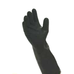 SFZGRBU-LG-6T - Safety Zone - Rubber Gloves - Large