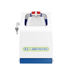 RXDRX1_0LCKBX - Rx Destroyer - 1 Gallon Bottle Lock Box, 1/EA