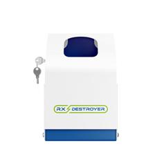 RXDRX64LCKBX - Rx Destroyer - 64 oz. Bottle Lock Box, 1/EA