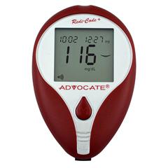 PHABMB001-S - Pharma SupplyAdvocate® Redi-Code Plus Speaking Blood Glucose Meter