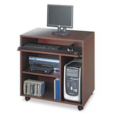 SAF1901MH - Safco® Ready-to-Use Computer Workstation