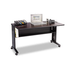 SAF1933 - Safco® Mobile Computer Desk with Reversible Top