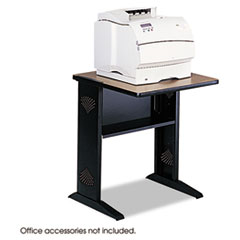 SAF1934 - Safco® Fax/Printer Stand with Reversible Top