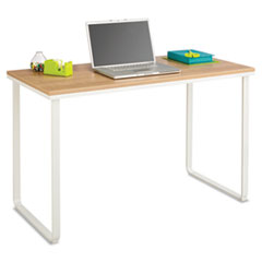 SAF1943BHWH - Safco® Steel Desk