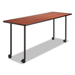 SAF2074BL - Safco® Impromptu® Series T-Leg  Post Leg Table Base