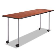 SAF2074SL - Safco® Impromptu® Series T-Leg  Post Leg Table Base