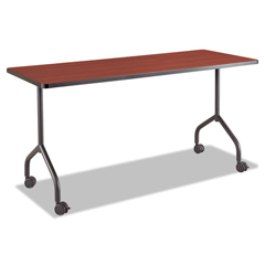 SAF2075BL - Safco® Impromptu® Series T-Leg  Post Leg Table Base