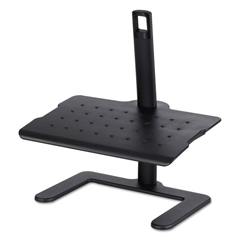 SAF2129BL - Safco® Height-Adjustable Footrest