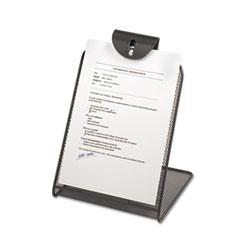 SAF2158BL - Safco® Onyx™ Mesh Copyholder