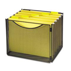 SAF2170BL - Safco® Onyx™ Desktop Box Files