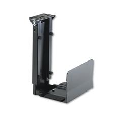 SAF2176 - Safco® Ergo-Comfort® Fixed-Mount Under Desk CPU Holder