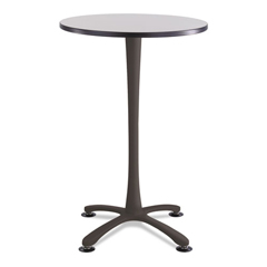 SAF2463BL - Safco® Cha-Cha™ Bistro-Height Table Base