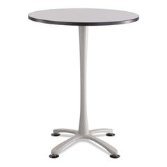 SAF2463SL - Safco® Cha-Cha™ Bistro-Height Table Base