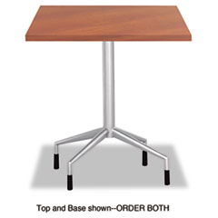 SAF2656SL - Safco® RSVP Series Standard Fixed Height Table Base Only