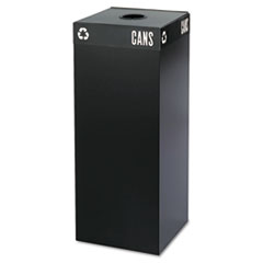 SAF2983BL - Safco® Public Square® Recycling Receptacles