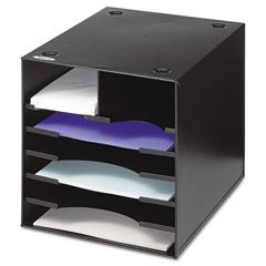 SAF3111BL - Safco® Steel Desktop Sorter
