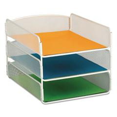 SAF3271WH - Safco® Onyx™ Desk Tray