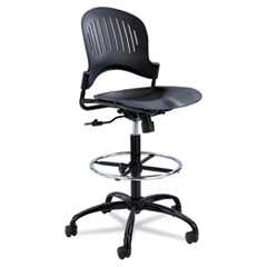 SAF3386BL - Safco® Zippi™ Plastic Extended-Height Chair