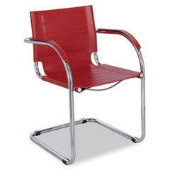 SAF3457RD - Safco® Flaunt™ Series Guest Chair