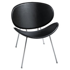 SAF3563BL - Safco® Sy™ Leather Guest Chair