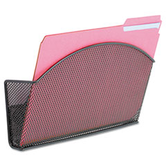 SAF4176BL - Safco® Onyx™ Magnetic Mesh Panel Accessories