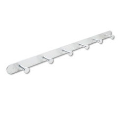 SAF4202 - Safco® Nail Head Metal Coat Hooks