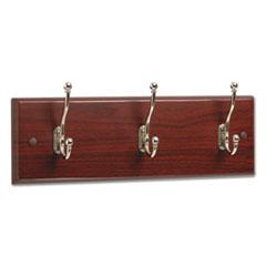 SAF4216MH - Safco® Wood Wall Racks