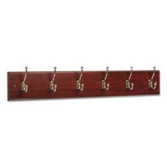 SAF4217MH - Safco® Wood Wall Racks