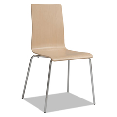 SAF4298BH - Safco® Bosk Stack Chair