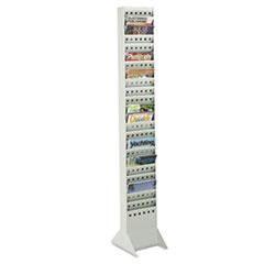 SAF4323GR - Safco® Steel Base for Magazine Rack